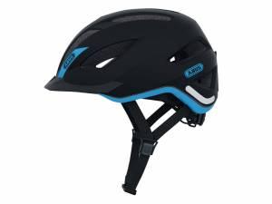Abus fietshelm Pedelec L blauw
