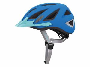 Abus fietshelm Urban-I 2.0 L blauw