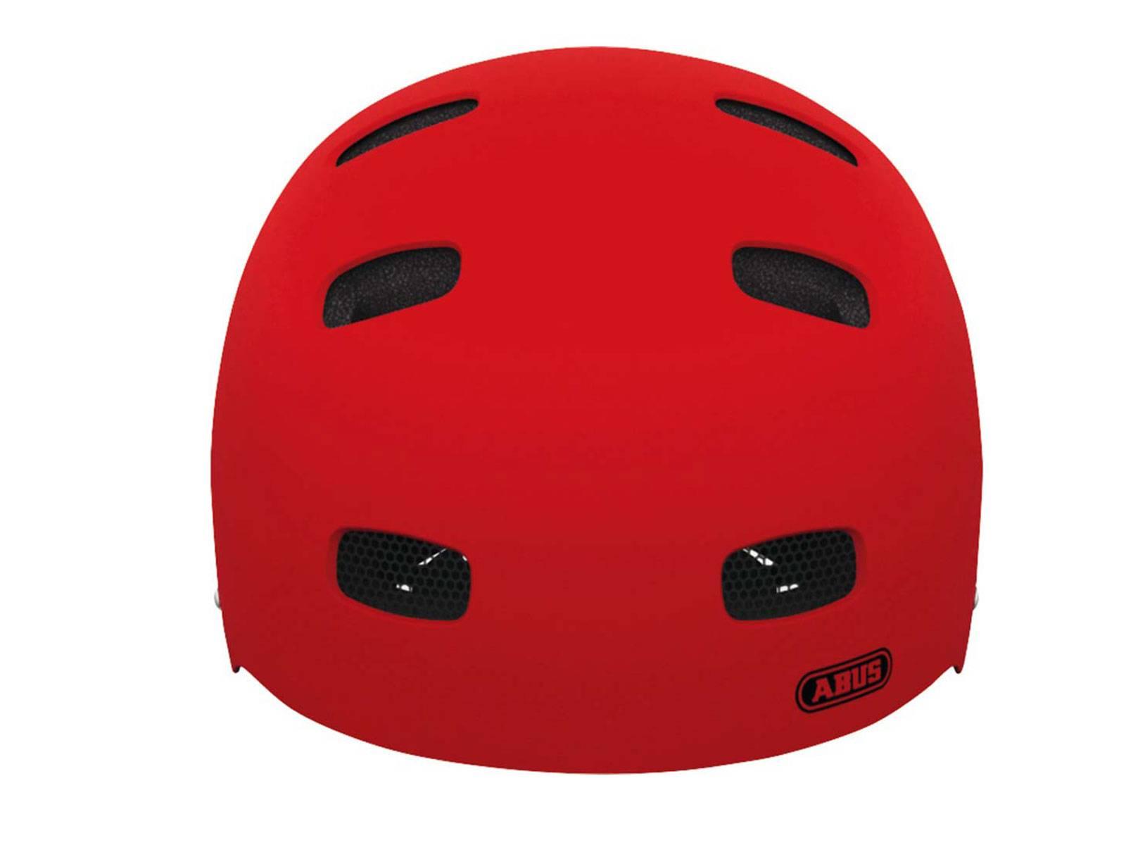 abus fietshelm scraper kid 2 0 s rood fietscomfort. Black Bedroom Furniture Sets. Home Design Ideas
