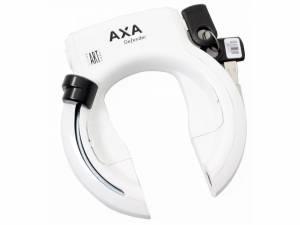 AXA Fiets ringslot Defender wit
