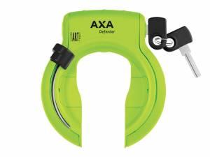AXA Fiets ringslot Defender groen
