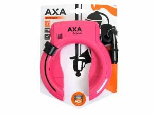 AXA Fiets ringslot Defender roze