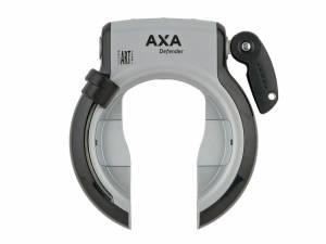 AXA Fiets ringslot Defender zilver/zwart