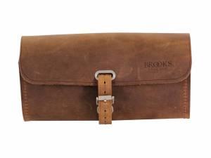 Brooks zadeltas Challenge L Antique brown