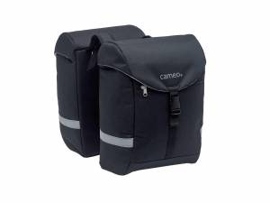 Cameo dubbele tas Sports bag black