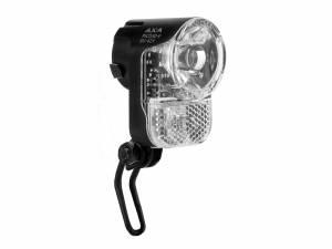 Axa Fiets koplamp Pico 30 LED E-bike 6-42 Volt aan/uit