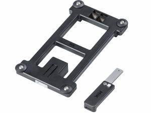 Basil MIK adapterplaat geschikt voor MIK bagagedragersysteem