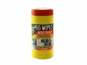 Big wipes reinigingsdoekjes industrial+