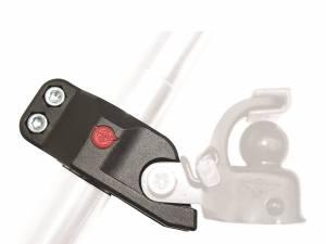Hebie zadelpen adapter F1 voor fietskar koppeling