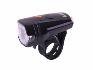 AXA Fiets koplamp Greenline 35 LUX Usb oplaadbaar