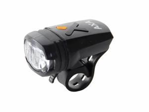 AXA Fiets koplamp Greenline 50 LUX Usb oplaadbaar