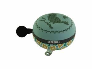 Basil fietsbel Boheme jade