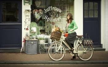 Nu in de aanbieding Katharina schouder fietstassen
