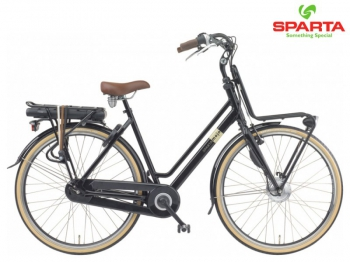 Sparta E-Bike in opkomst